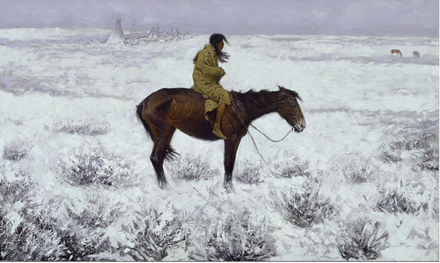 File:Frederic Remington - The Herd Boy - Google Art Project.jpg