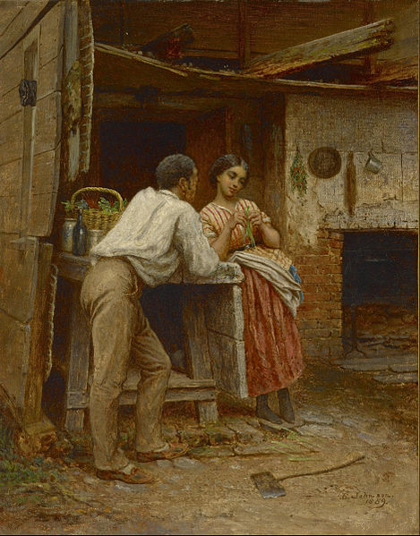 File:Eastman Johnson - Southern Courtship - Google Art Project.jpg